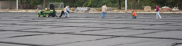 Drainage for Sports Field