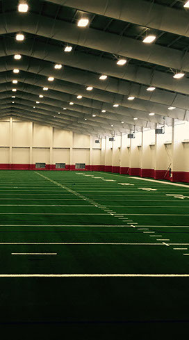 indoor sports facility indoor football